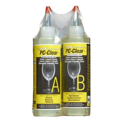 PC Products 16 oz. PC-Clear Liquid Epoxy