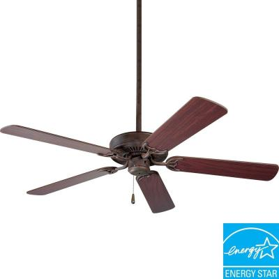 Progress Lighting AirPro Builder 52 In. Cobblestone Ceiling Fan P2501-33