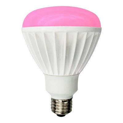 TCP 85W Equivalent BR30 Dimmable LED Light Bulb - Pink-DISCONTINUED