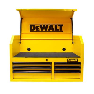 36 in. 6-Drawer Tool Chest, Yellow