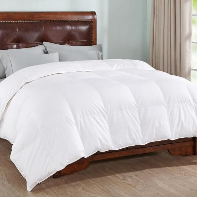 Extra Warmth White Goose Down Comforter