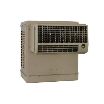 Champion Cooler 2800 CFM 2-Speed Window Evaporative Cooler for 600 sq. ft. (with Motor)