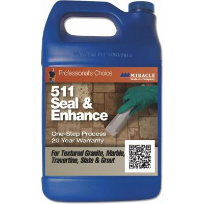 16 oz. Seal and Enhance 1-Step Natural Stone Sealer and Color Enhancer Product Photo