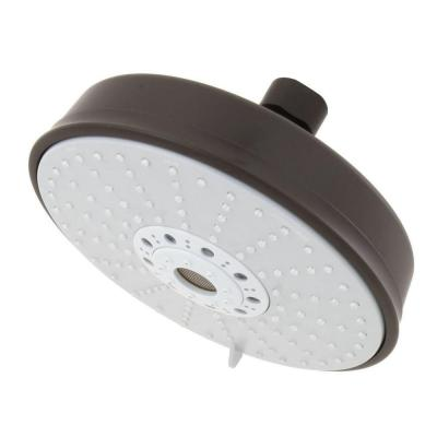GROHE Rain shower Rustic 4-Spray Showerhead in Oil Rubbed Bronze
