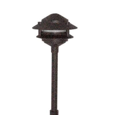 Centennial Outdoor LED Weathered Brown Area Light Product Photo
