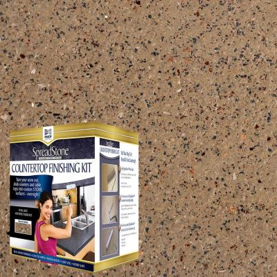 Mineral Select 1 qt. Yosemite Countertop Refinishing Kit (4-Count)