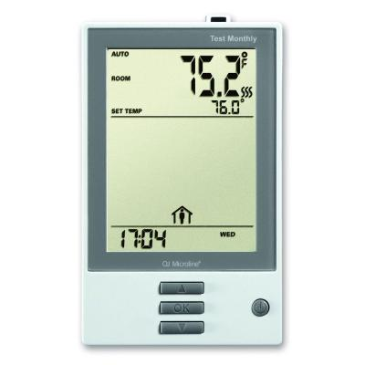 FloorWarm 7-Day Programmable Thermostat for Underfloor Radiant Heat/Anti-Fracture Protection System