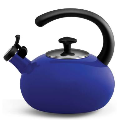 Rachael Ray 8-Cup Curve Teakettle in Blue