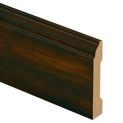 Maple Ashburn 9/16 in. Thick x 3-1/4 in. Wide x 94 in. Length Laminate Wall Base Molding Product Photo