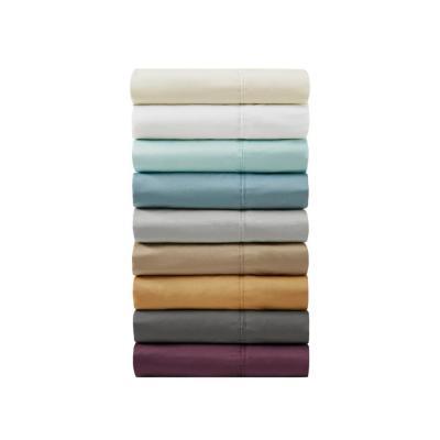 Prima Solid Color 600-Thread Count Cotton Sheet Set