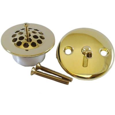 Drain Trim Kit Trip Lever - Polished Brass Product Photo