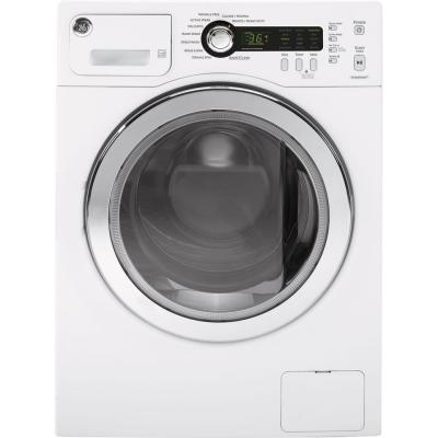GE 2.2 cu. ft. DOE Front Load Washer in...