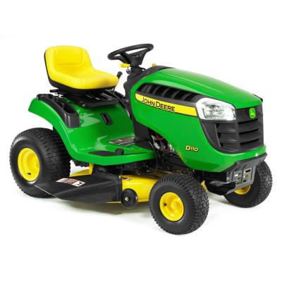 John Deere D110 42 in. 19.5 HP Front-Engine Hydrostatic Riding Mower - California Compliant-DISCONTINUED