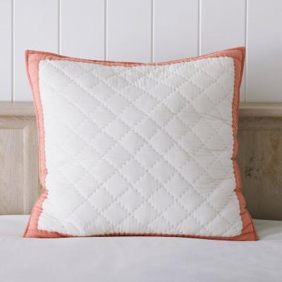 Westerly Textured Cotton Voile Euro Sham
