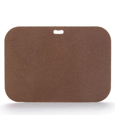 42 in. x 30 in. Rectangular Earthtone Brown Deck Protector