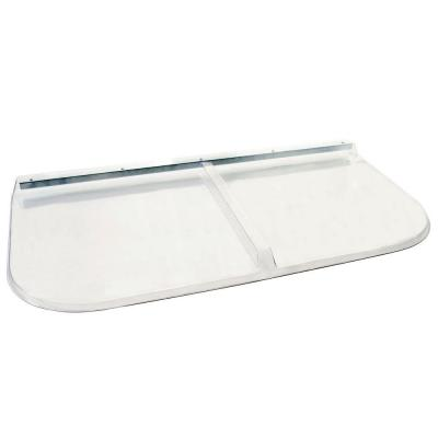 Shape Products 52 in. x 26 in. Polycarbonate Rectangular Window Well Cover