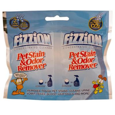 23 oz. 2-Refill Pet Stain and Odor Remover Tablets