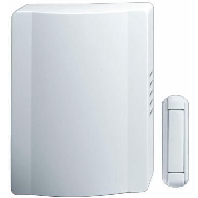 Heath Zenith Wireless Battery-Operated Door Chime Kit