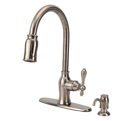 Fontaine Chloe Pull Down Kitchen Faucet