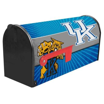 Blue Post Mount University of Kentucky Mailbox Product Photo