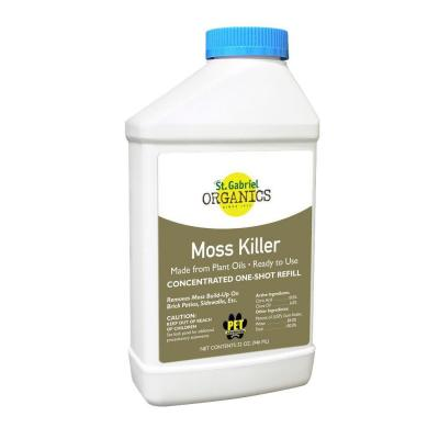 32 oz. Concentrate Organic Moss Killer Concentrate Tank Sprayer Refill Product Photo
