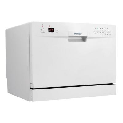 Countertop Dishwasher in White