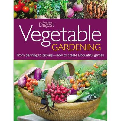 null Vegetable Gardening Book: From Planting to Picking-How to Create a Bountiful Garden