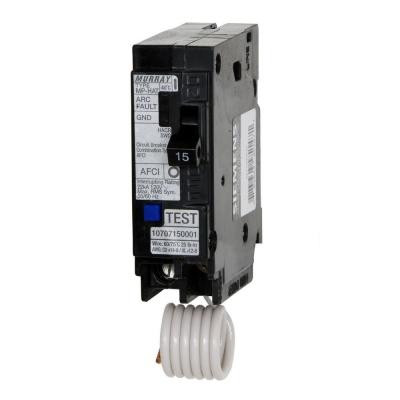 Murray 15 Amp 1-Pole Circuit Breaker-DISCONTINUED