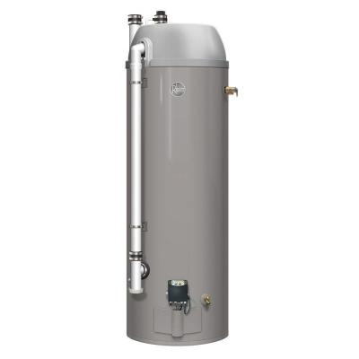 High Efficiency Power Direct Vent 38 Gal. Short 6 Year 40,000 BTU Natural Gas Water Heater Product Photo