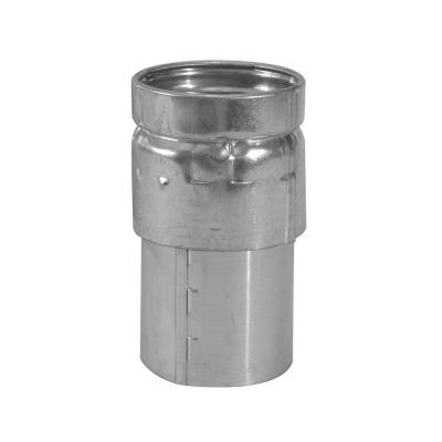 3 in. Steel Draft Hood Gas Vent Connector