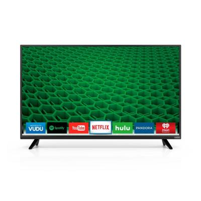 D-Series 43 in. Class Full-Array LED 1,080p 120Hz Internet Enabled Smart