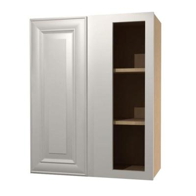 24x30x12 in. Brookfield Assembled Blind Wall Cabinet with 1 Door Right