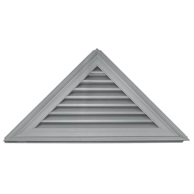 12/12 Triangle Gable Vent #030 Paintable Product Photo