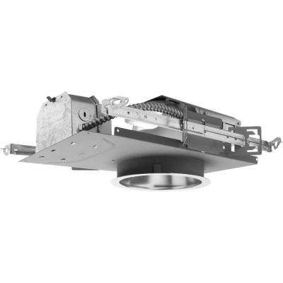 6 in. Metallic Pro-Optic Compact Fluorescent Recessed Housing