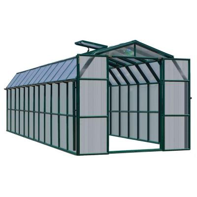 Rion Green Giant Dual-Poly 8 ft. 6 in. x 24 ft. 10 in. Greenhouse-DISCONTINUED