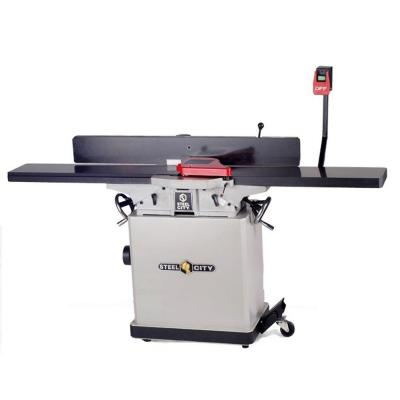 Steel City 8 in. Quick Change Knives Granite Jointer