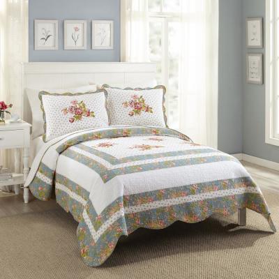 Loretta Cotton Quilt Set