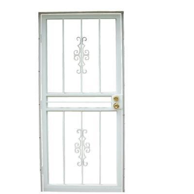 501 Series Genesis Steel Prehung Security Door