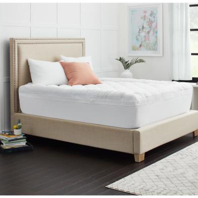 3 in. SealyChill Gel + Comfort Mattress Topper