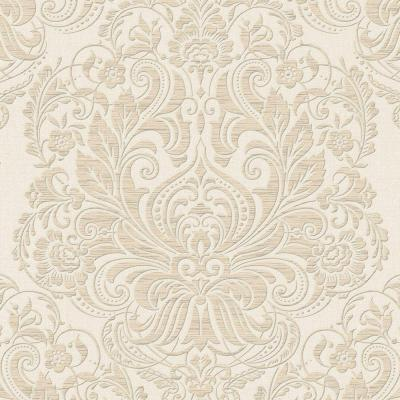 56 sq. ft. Neutral Melody Wallpaper Product Photo