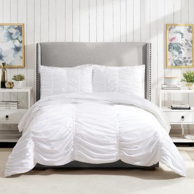 Emily Texture Polyester Comforter Set