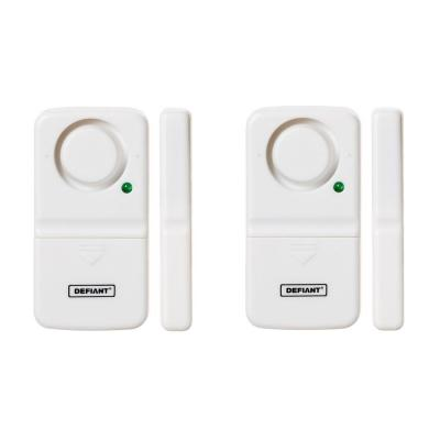 Defiant Home Security Door/Window Alarm (2-Pack)