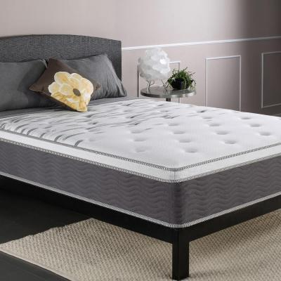 Performance Plus 12in. Extra Firm Innerspring Euro Top Mattress