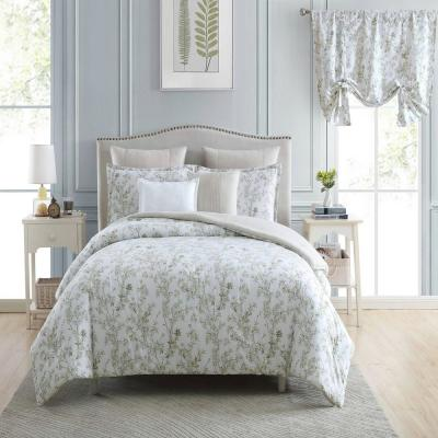 Lindy Cotton Comforter Set