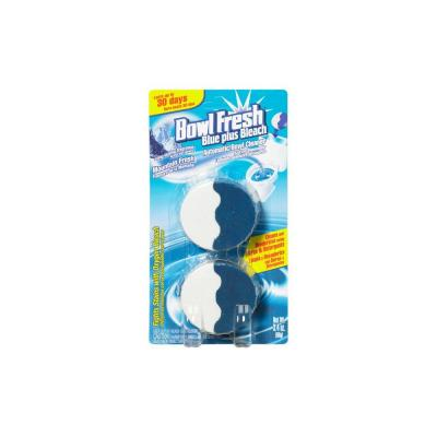 1.7 oz. Blue-Bleach Mountain Fresh Bi-Colored Automatic Bowl Cleaners (2-Pack) Product Photo