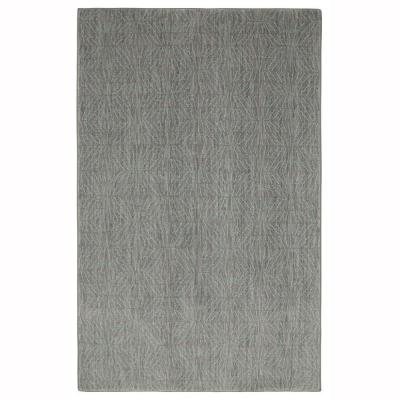 Liam Grey 8 ft. x 10 ft. Area Rug