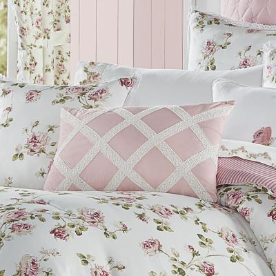 Rosemary Rose Standard Pillow