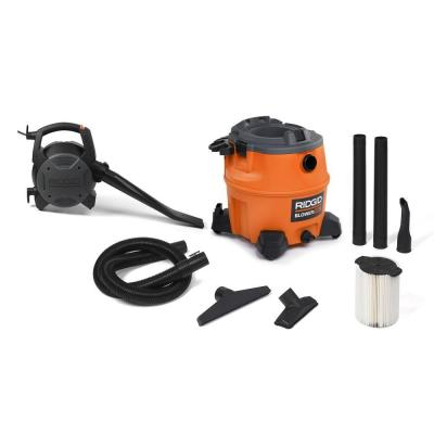 RIDGID 16-gal. Wet/Dry Vacuum with Detachable Blower ...