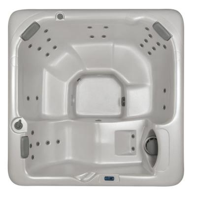 Summit Hot Tubs Jackson 6-Person 30-Jet Spa with Lounger