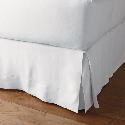 1000 TC Egyptian Cotton Gold Solid Bed Skirt Select Drop Length All US Sizes